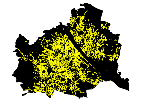 Tree Coverage Vienna - OGD